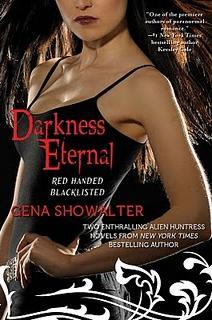 Darkness Eternal (Young Adult Alien Huntress, #1 & 2)