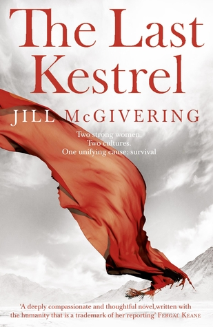 The Last Kestrel by Jill McGivering