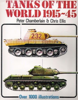 Pictorial History of Tanks of the World, 1915-45