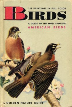 Birds: A Guide to the Most Familiar American Birds: 125 Birds in Full Color