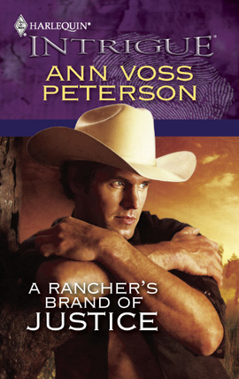 A Rancher's Brand of Justice (Harlequin Intrigue #1220)