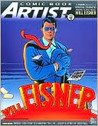 Comic Book Artist (Vol. 2) #6 - Celebrating the Life and Legacy of Will Eisner