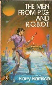 Man From P.I.G. And R.O.B.O.T. (Puffin Books)