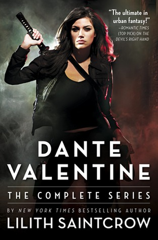Dante Valentine by Lilith Saintcrow