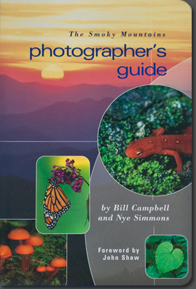 The Smoky Mountains Photographer's Guide