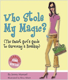 Who Stole my Magic? by Jenny Manuel