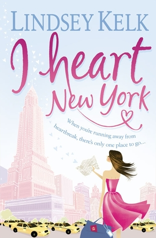 I Heart New York - Lindsey Kelk epub download and pdf download