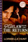 The Return (Pride Law, #2)