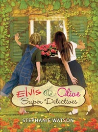Elvis & Olive: Super Detectives