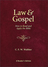 Law And Gospel by C.F.W. Walther