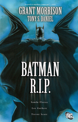 Batman R.I.P. by Grant Morrison