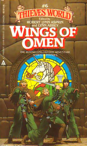 Wings of Omen by Robert Lynn Asprin