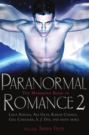 paranormal romance book reviews