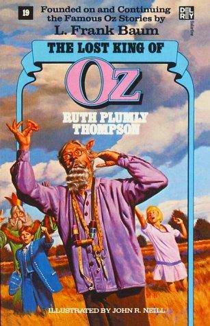The Lost King of Oz by Ruth Plumly Thompson
