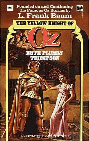The Yellow Knight of Oz (Book 24)