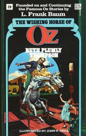 The Wishing Horse of Oz (Book 29)