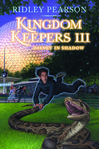 Disney in Shadow (Kingdom Keepers, #3)