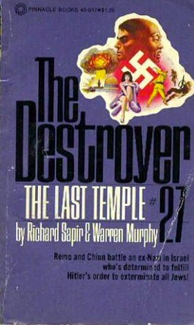 The Last Temple by Warren Murphy