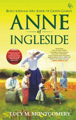 Anne of Ingleside - Anne Shirley Series Book 6