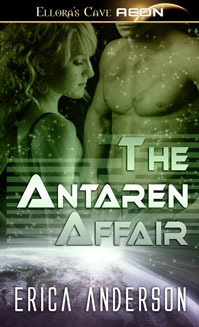 The Antaren Affair by Erica  Anderson
