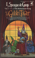 The Goblin Tower (The Reluctant King, #1) (Novarian, #1)