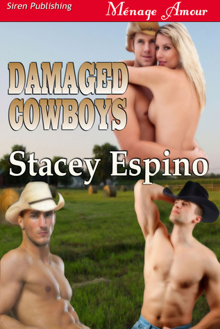 Damaged Cowboys by Stacey Espino