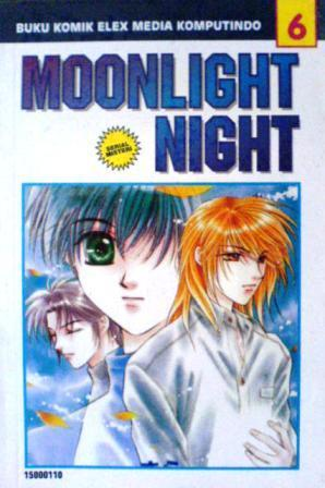 Moonlight Night Vol. 6 by Akira Kanbe