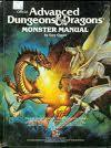 Monster Manual by Gary Gygax