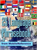FREE 25 Language Phrasebook by MobileReference