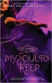 My Soul to Keep (Soul Screamers #3)