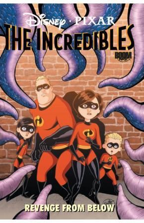 The Incredibles by Mark Waid