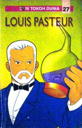 Louis Pasteur by Animik World