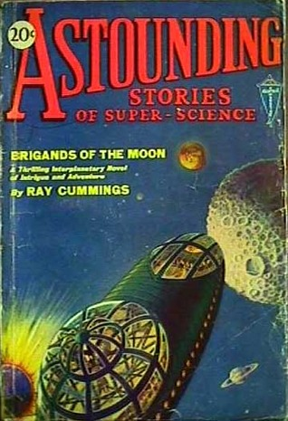 Astounding Stories Of Super Science, March 1930