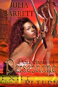 Daughters of Persephone by Julia  Barrett