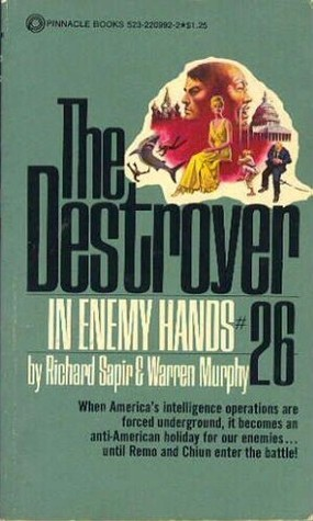 In Enemy Hands (The Destroyer #26)