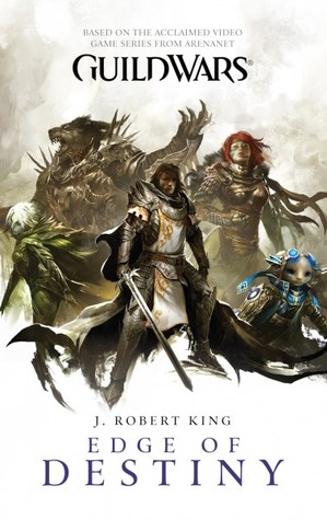 Edge of Destiny by J. Robert King