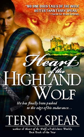 Heart of the Highland Wolf by Terry Spear