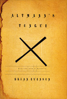 Altmann's Tongue by Brian Evenson