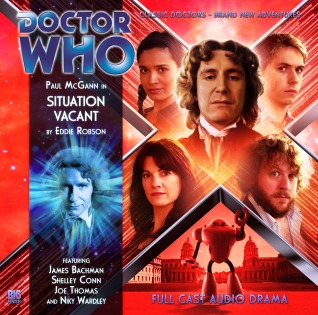 Doctor Who by Eddie Robson