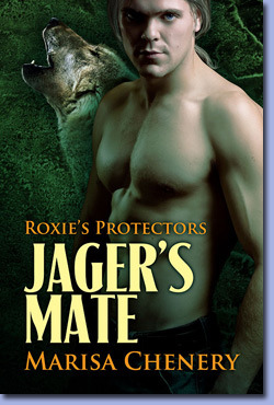 Jager's Mate by Marisa Chenery