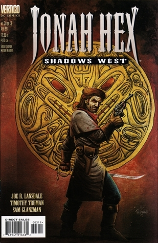 Jonah Hex - Shadows West by Joe R. Lansdale