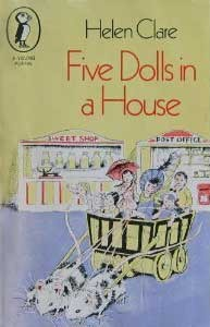 Five Dolls in a House (Five Dolls, #1)