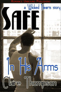 Safe In His Arms by Claire Thompson