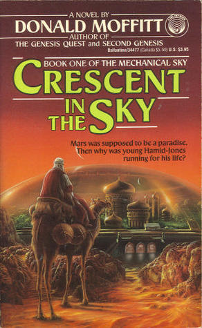 Crescent in the Sky by Donald Moffitt