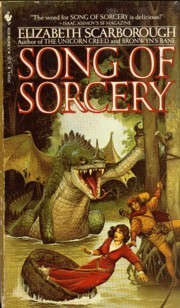Song of Sorcery by Elizabeth Ann Scarborough