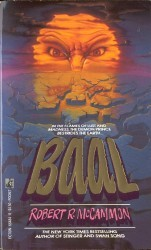 Baal by Robert McCammon