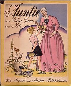 Auntie and Celia Jane and Miki by Maud Petersham