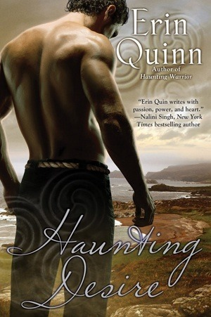 Haunting Desire by Erin Quinn