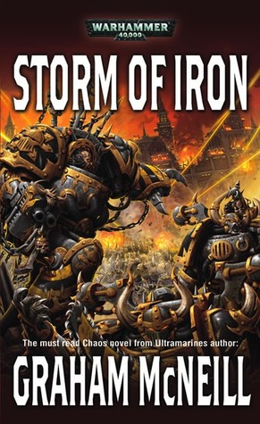 Storm of Iron by Graham McNeill