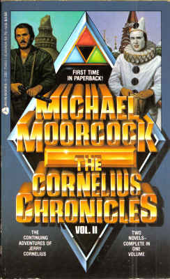 Cornelius Chronicles V02 by Michael Moorcock